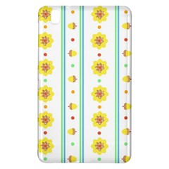 Beans Flower Floral Yellow Samsung Galaxy Tab Pro 8 4 Hardshell Case by Alisyart