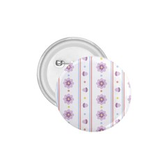 Beans Flower Floral Purple 1 75  Buttons by Alisyart