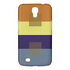 Color Therey Orange Yellow Purple Blue Samsung Galaxy Mega 6 3  I9200 Hardshell Case by Alisyart
