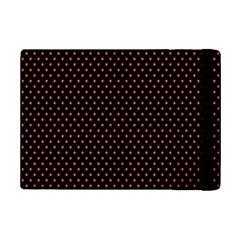 Colored Circle Red Black Ipad Mini 2 Flip Cases by Alisyart