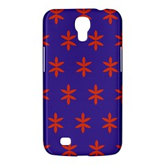 Flower Floral Different Colours Purple Orange Samsung Galaxy Mega 6 3  I9200 Hardshell Case by Alisyart