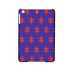 Flower Floral Different Colours Purple Orange Ipad Mini 2 Hardshell Cases by Alisyart