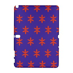 Flower Floral Different Colours Purple Orange Galaxy Note 1 by Alisyart