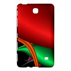 Fractal Construction Samsung Galaxy Tab 4 (8 ) Hardshell Case  by Simbadda
