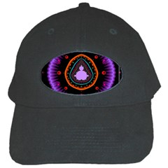 Hypocloid Black Cap by Simbadda