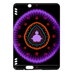 Hypocloid Kindle Fire Hdx Hardshell Case by Simbadda