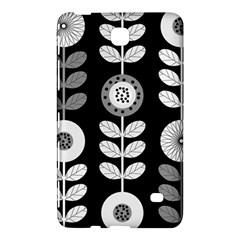 Floral Pattern Seamless Background Samsung Galaxy Tab 4 (8 ) Hardshell Case  by Simbadda