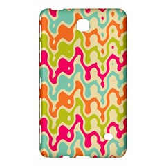 Abstract Pattern Colorful Wallpaper Samsung Galaxy Tab 4 (7 ) Hardshell Case