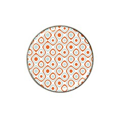 Pattern Background Abstract Hat Clip Ball Marker (10 Pack) by Simbadda