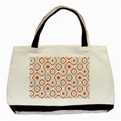 Pattern Background Abstract Basic Tote Bag (two Sides) by Simbadda