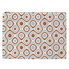 Pattern Background Abstract Cosmetic Bag (xxl)  by Simbadda