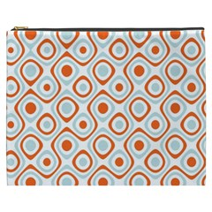 Pattern Background Abstract Cosmetic Bag (xxxl)  by Simbadda