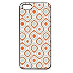 Pattern Background Abstract Apple Iphone 5 Seamless Case (black) by Simbadda
