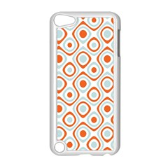 Pattern Background Abstract Apple iPod Touch 5 Case (White)