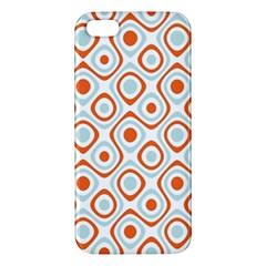 Pattern Background Abstract Iphone 5s/ Se Premium Hardshell Case by Simbadda