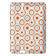 Pattern Background Abstract Kindle Fire Hdx Hardshell Case by Simbadda