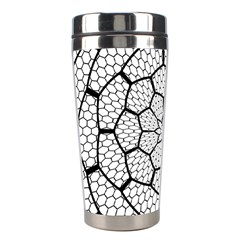 Grillage Stainless Steel Travel Tumblers by Simbadda