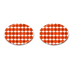 Icon Library Web Icons Internet Social Networks Cufflinks (oval) by Simbadda