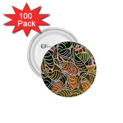 Floral Pattern Background 1 75  Buttons (100 Pack)  by Simbadda