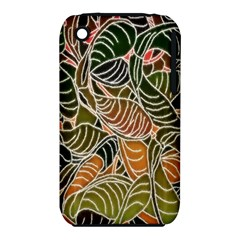 Floral Pattern Background Iphone 3s/3gs by Simbadda