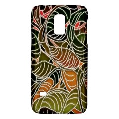 Floral Pattern Background Galaxy S5 Mini by Simbadda