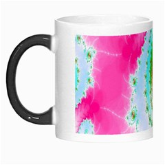 Decorative Fractal Spiral Morph Mugs by Simbadda