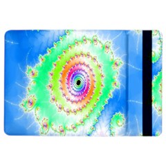 Decorative Fractal Spiral Ipad Air 2 Flip by Simbadda