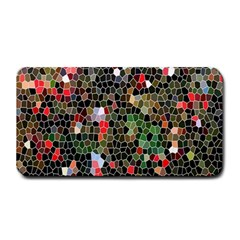 Colorful Abstract Background Medium Bar Mats