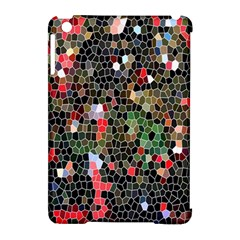 Colorful Abstract Background Apple Ipad Mini Hardshell Case (compatible With Smart Cover) by Simbadda