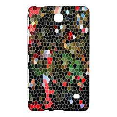 Colorful Abstract Background Samsung Galaxy Tab 4 (7 ) Hardshell Case  by Simbadda