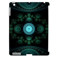 Grand Julian Fractal Apple Ipad 3/4 Hardshell Case (compatible With Smart Cover) by Simbadda