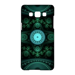 Grand Julian Fractal Samsung Galaxy A5 Hardshell Case  by Simbadda