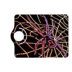 Black Widow Spider, Yellow Web Kindle Fire Hd (2013) Flip 360 Case by Simbadda