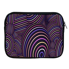 Abstract Colorful Spheres Apple Ipad 2/3/4 Zipper Cases by Simbadda