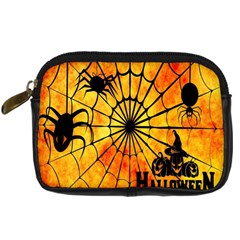 Halloween Weird  Surreal Atmosphere Digital Camera Cases by Simbadda