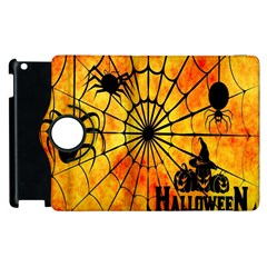 Halloween Weird  Surreal Atmosphere Apple Ipad 3/4 Flip 360 Case by Simbadda