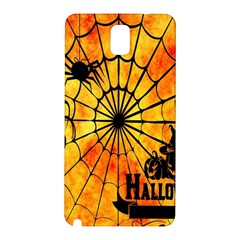Halloween Weird  Surreal Atmosphere Samsung Galaxy Note 3 N9005 Hardshell Back Case by Simbadda