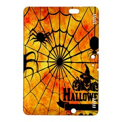 Halloween Weird  Surreal Atmosphere Kindle Fire Hdx 8 9  Hardshell Case by Simbadda