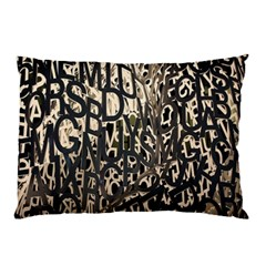 Wallpaper Texture Pattern Design Ornate Abstract Pillow Case (two Sides) by Simbadda
