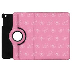 Pink Pattern Apple Ipad Mini Flip 360 Case by Valentinaart