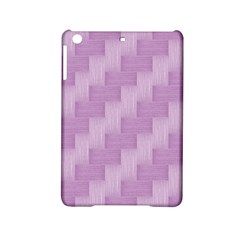 Purple Pattern Ipad Mini 2 Hardshell Cases by Valentinaart