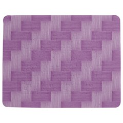 Purple Pattern Jigsaw Puzzle Photo Stand (rectangular) by Valentinaart