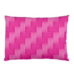 Pink Pattern Pillow Case by Valentinaart