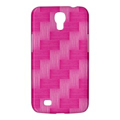 Pink Pattern Samsung Galaxy Mega 6 3  I9200 Hardshell Case by Valentinaart