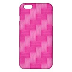 Pink Pattern Iphone 6 Plus/6s Plus Tpu Case by Valentinaart
