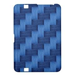 Blue Pattern Kindle Fire Hd 8 9  by Valentinaart