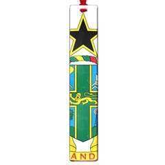 Coat Of Arms Of Ghana Large Book Marks by abbeyz71