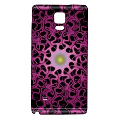 Cool Fractal Galaxy Note 4 Back Case