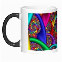 Color Spiral Morph Mugs by Simbadda