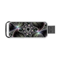 Beautiful Curves Portable Usb Flash (two Sides) by Simbadda